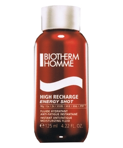 Biotherm Homme – High Recharge Energy Shot Fluide Hydratant Anti-Fatigue Instantané