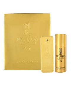Paco Rabanne – Coffret 1 Million Noël 2010 Eau de Toilette