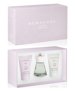 burberry coffret baby touch prime beaut. Black Bedroom Furniture Sets. Home Design Ideas