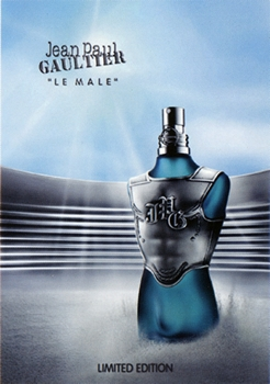 Jean paul gaultier le male edition limit e 2012 prime - Jean paul gaultier le male pas cher ...