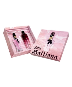 John Galliano – Coffret John Galliano