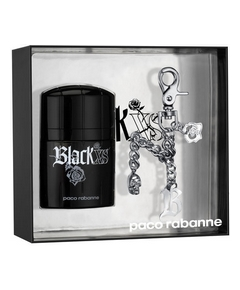 paco rabanne coffret black xs homme saint valentin 2013 prime beaut. Black Bedroom Furniture Sets. Home Design Ideas