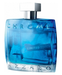 Azzaro – Chrome Limited Edition