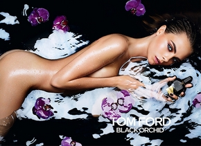 Visuel Black Orchid de Tom Ford