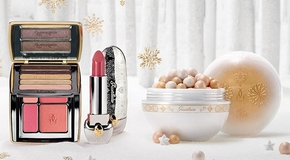 Guerlain – Look Maquillage Noël 2015