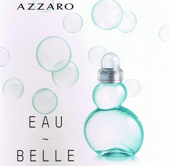 Azzaro – Eau Belle - Nouvelle Pub 2011