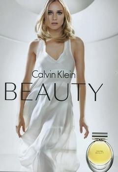 Calvin Klein - Beauty - Diane Kruger - La Pub