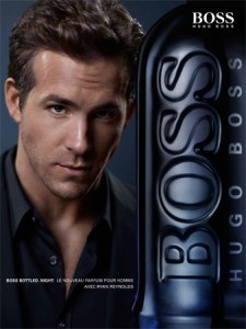 Hugo Boss - Boss Bottled Night - Ryan Reynolds - La Pub
