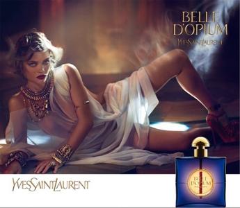 Yves Saint Laurent - Belle d'Opium - Mélanie Thierry - La Pub