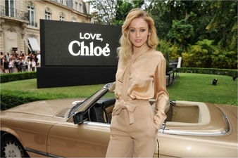 Chloé - Love, Chloé - Présentation avec Raquel Zimmermann