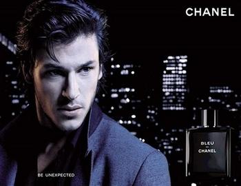 Chanel - Bleu de Chanel Pub