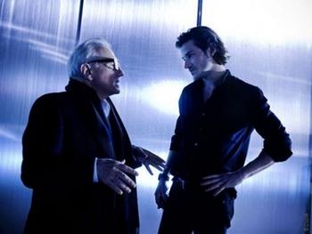 Chanel - Bleu de Chanel - Gaspar Ulliel par Martin Scorsese