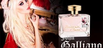 John Galliano - Parlez-Moi d'Amour Eau de Toilette - Pub avec Taylor Momsen