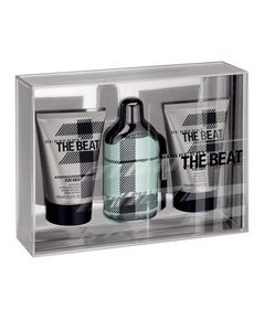 Burberry - Coffret Burberry The Beat Men Noël 2010 Eau de Toilette