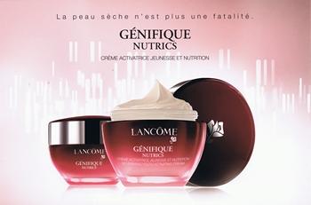 Lancôme - Génifique Nutrics Crème Activatrice Jeunesse et Nutrition