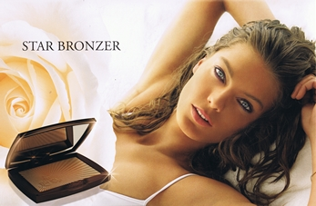Lancôme - Star Bronzer Poudre Bronzante Longue Tenue Hâle - Daria Werbowy