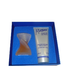 Montana – Coffret Montana Parfum de Peau Noël 2010 Eau de Toilette