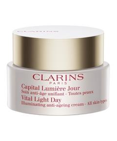 Clarins – Capital Lumière Jour Toutes Peaux