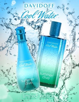 Davidoff - Cool Water Summer Dive - Pub