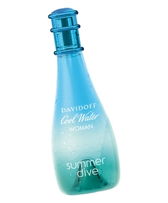 Davidoff – Cool Water Summer Dive Woman