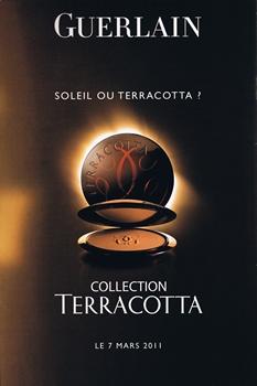 Guerlain - Terracotta 2011 - Pub