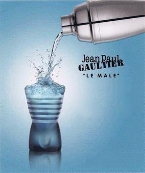 Jean Paul Gaultier - Le Mâle et le Mâle Terrible Shaker - Pub