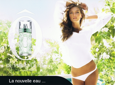 Lancôme - Ô de l'Orangerie avec Daria Werbowy