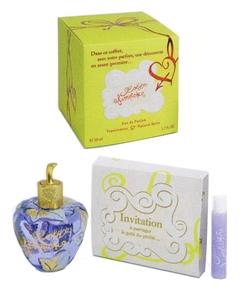 Lolita Lempicka – Coffret Le Premier Parfum Saint Valentin 2011