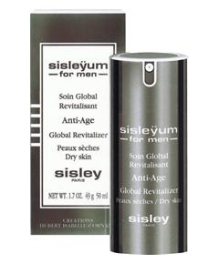 """Sisleÿum Soin Global Revitalisant Anti-Age Texture """"crème"""" : Souple et confortable, spécialement adaptée aux peaux sèches"""