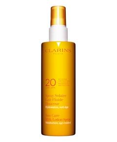 Clarins – Spray Solaire Lait-Fluide Douceur SPF 20