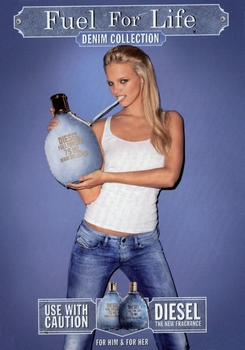 Diesel - Fuel for Life for Her Denim Collection - Pub