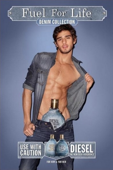 Diesel - Fuel for Life pour Lui Denim Collection - Pub