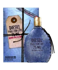 Diesel - Fuel for Life pour Lui Denim Collection - Flacon et Etui