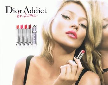 Dior Addict be Iconic - Pub avec Kate Moss