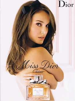 Christian Dior – Nouveau Miss Dior Chérie avec Natalie Portman