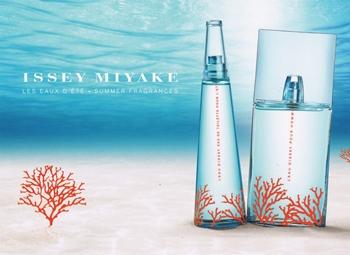 Issey Miyake - L'Eau d'Issey Summer Fragrance 2011 Pub