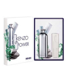 Kenzo - Coffret Kenzo Power Fête des Pères 2011