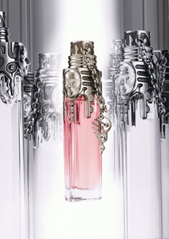 Thierry Mugler - Womanity Key Collection Edition Limitée 2011 Pub