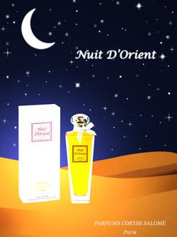 Coryse Salomé – Nuit d'Orient