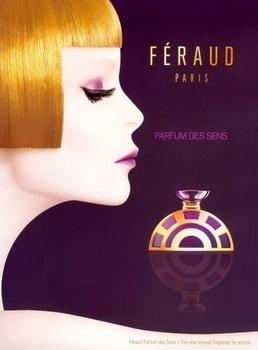 Féraud – Parfum des Sens - Pub