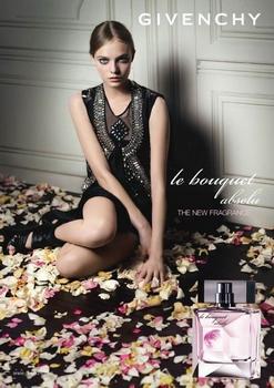 Givenchy - Le Bouquet Absolu - Pub