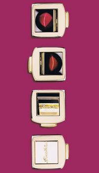 Rouge Automatique de Guerlain Ouvert et Fermé