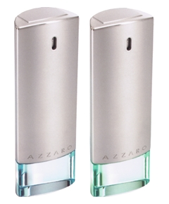 Azzaro - Vapo 15 ml Rechargeable Eté 2011 - Chrome et Chrome Sport