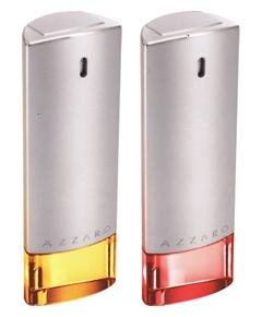 Azzaro - Vapo 15 ml Rechargeable Eté 2011 - Pour Homme et Elixir