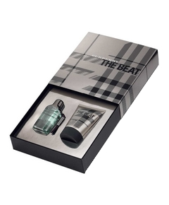Burberry - Coffret Burberry The Beat Men Fête des Pères 2011