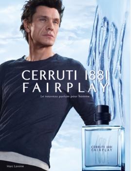 Cerruti 1881 Fairplay - Pub avec Marc Lavoine