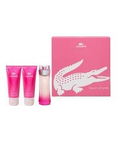 Lacoste – Coffret Touch of Pink Fête des Mères 2011