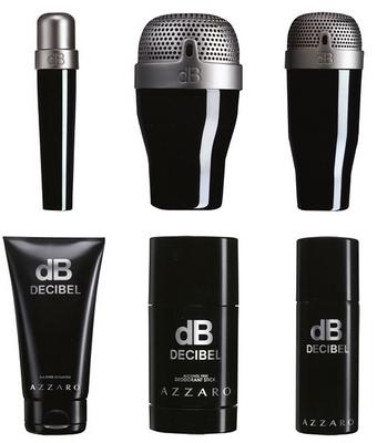 Azzaro – dB Decibel - Gamme Complète - Eau de Toilette 25 ml, 50 ml et 100 ml, Gel Douche 150 ml, Déo Stick 75 ml et Vapo 150 ml