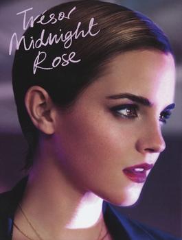 Lancôme - Trésor Midnight Rose - Emma Watson