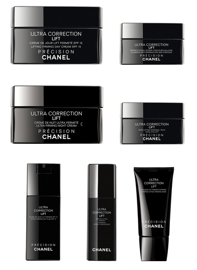 Chanel Ultra Correction Lift - Gamme Complète